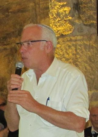 שר החקלאות אורי אריאל: יש לעצור במיידי את תנועת הפלסטינים בצומת הגוש