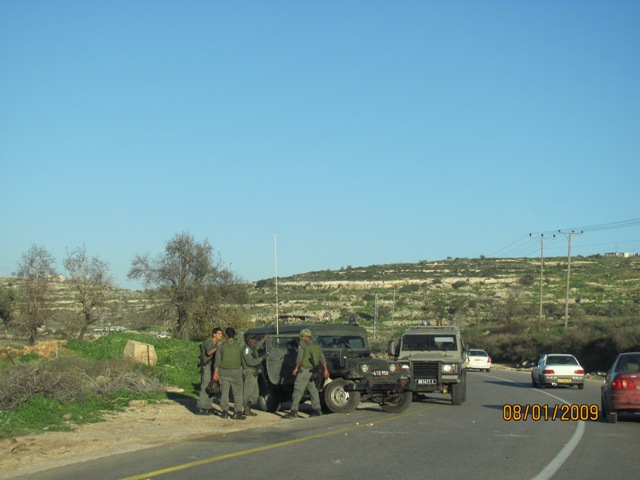 """16 מחבלים שהטילו טרור על נוסעי כביש 443 נעצרו ע""""י השב""""כ"""
