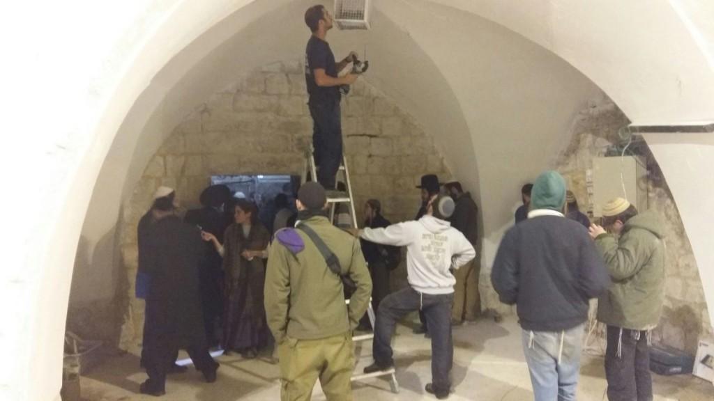 חוזרים לקבר יוסף