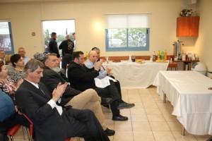 כנס לשכת עורכי הדין במועצה אזורית שומרון.צילום דוברות המועצה שומרון