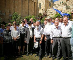 יובל לשחרור יהודה ושומרון.צילום אוריה הלר
