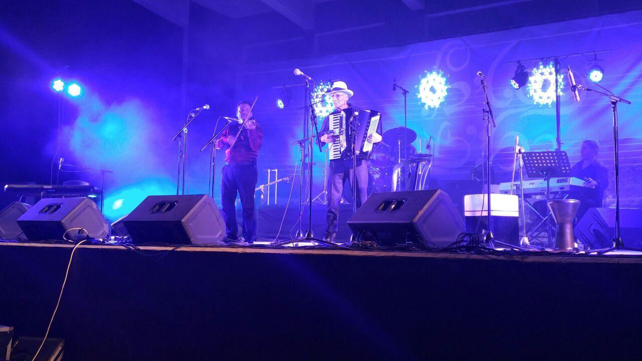 מופיעים בפסטיבל הכלייזמרים ברבבה בשומרון.צילום מועצה אזורית שומרון