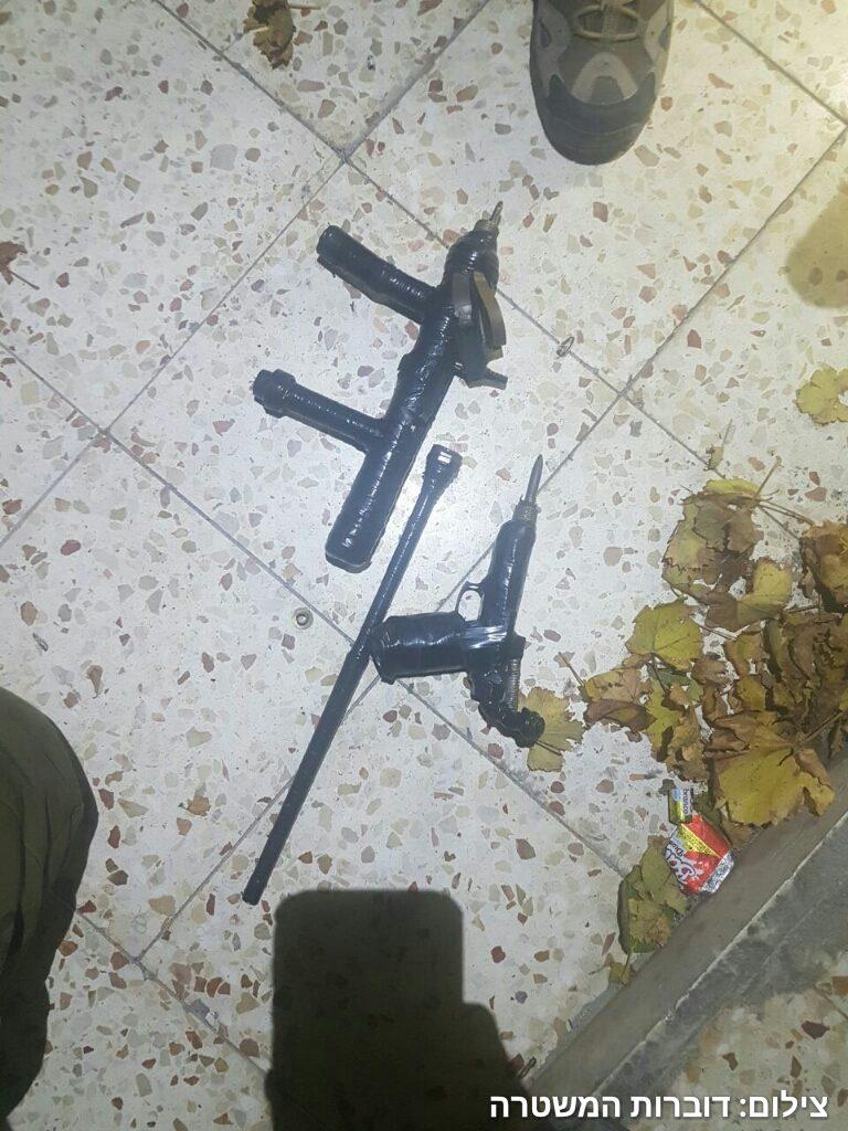 """4 חשודים ביידוי בקת""""בים נתפסו בבית פג'אר"""