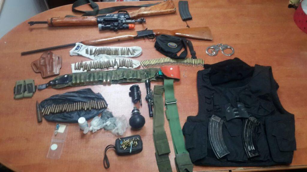 """15 חשודים בטרור נעצרו במבצע של משטרת ישראל במחוז ש""""י"""