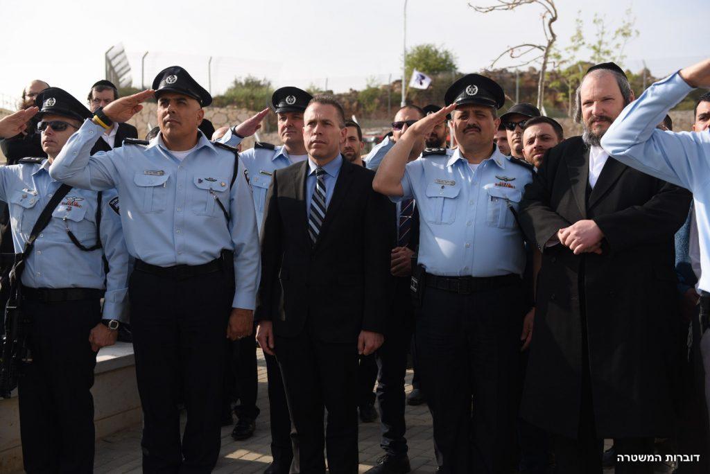 משטרה חדשה בביתר עלית – תחנת עציון