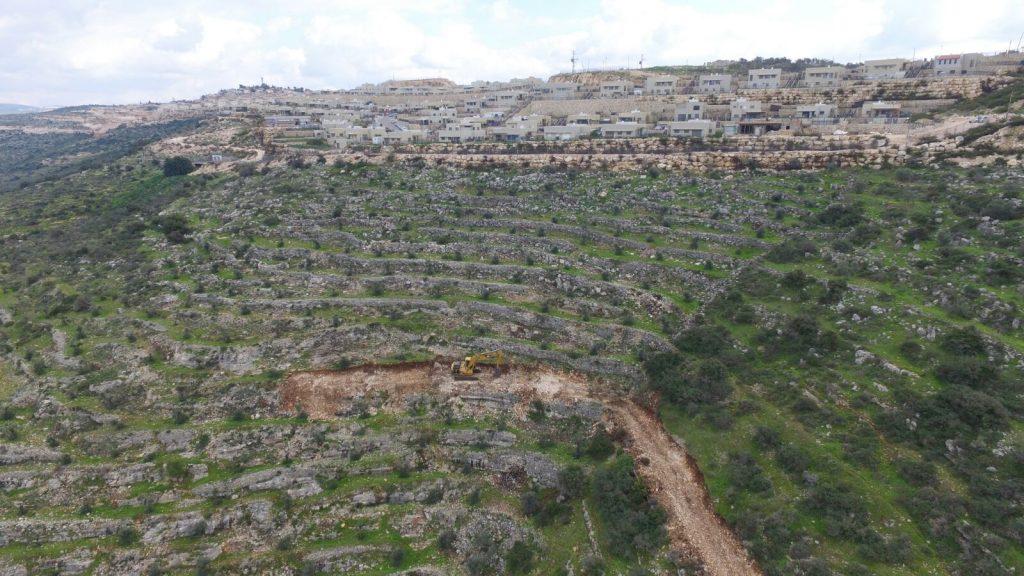 """דיון בבג""""ץ: הרשות הפלשתינית משתלטת על שטחים בשומרון"""