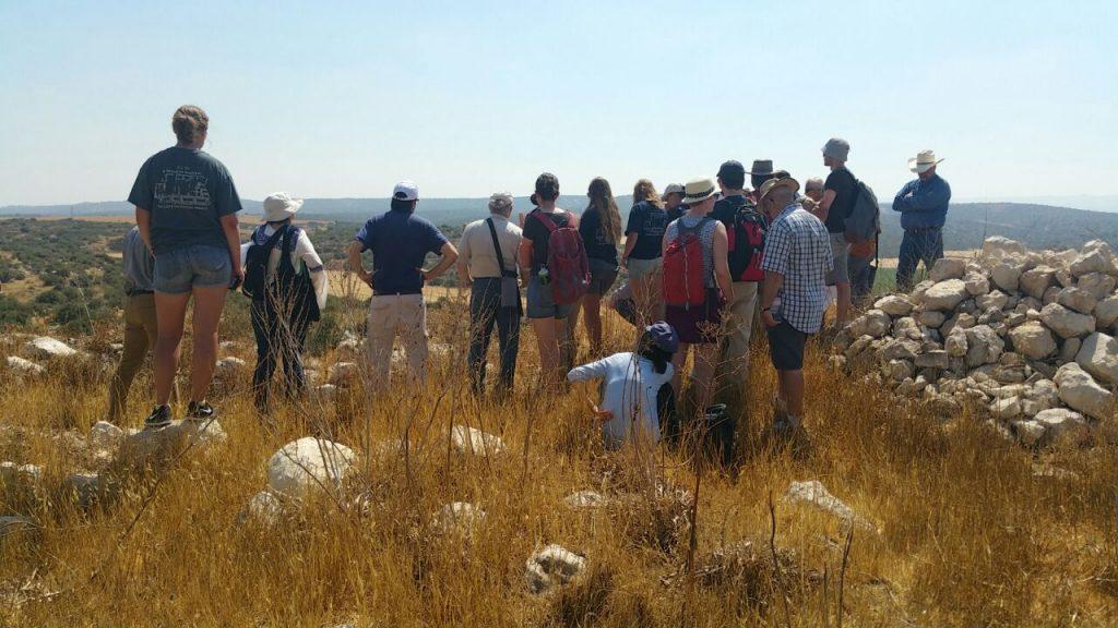 כנס בין לאומי לארכיאולוגיה באריאל