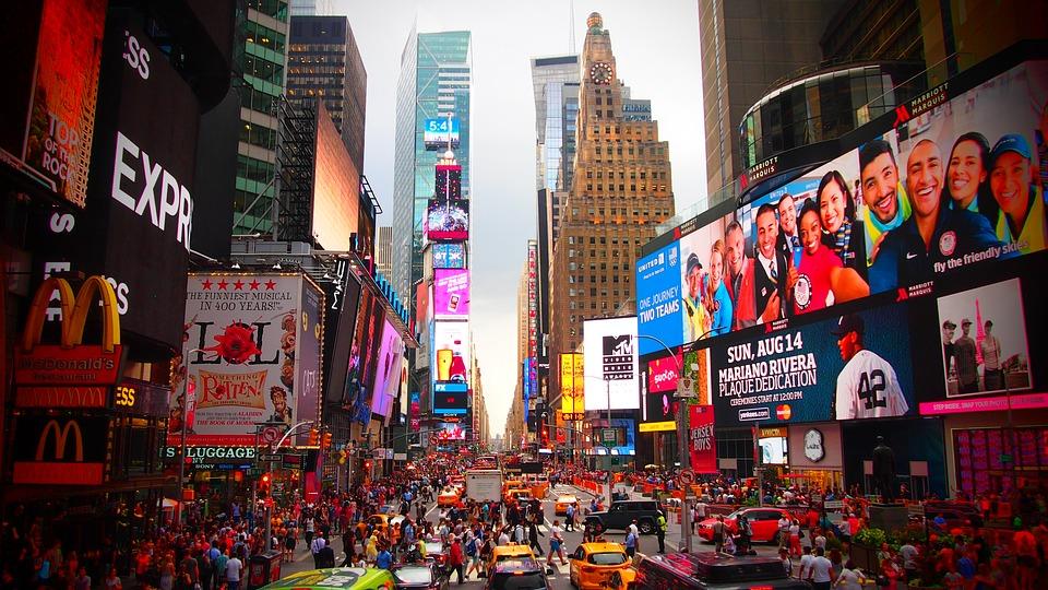3 המקומות החמים ביותר לבקר בהם עכשיו בניו יורק