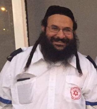 """מד""""א אבלים על הירצחו של המתנדב הרב רזיאל שבח ז""""ל"""