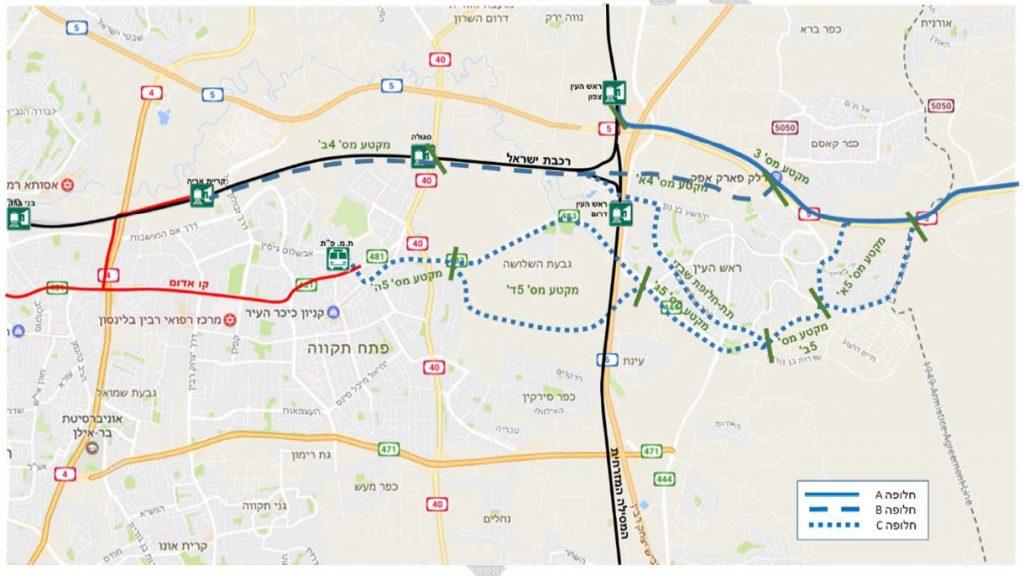 בשורה לשומרון: הרכבת לאריאל יוצאת לדרך
