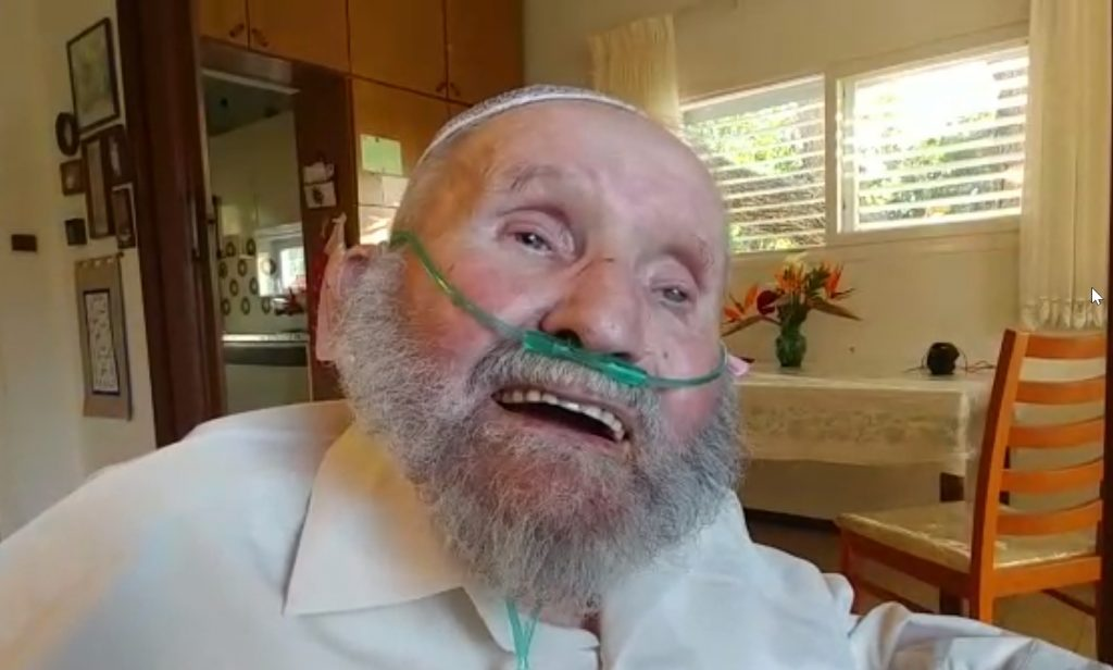 דוד בן דוד, מלוחמי גוש עציון, הלך הערב לעולמו בגיל 98