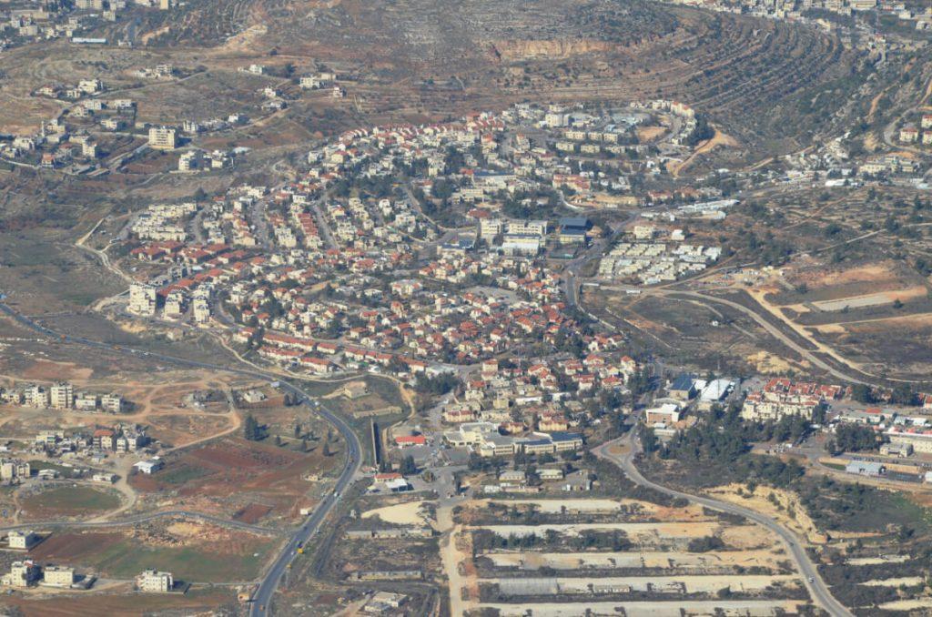 חלמאות: 346 יחידות דיור אושרו לבנייה בית אל – אבל אין איפה לבנות אותן