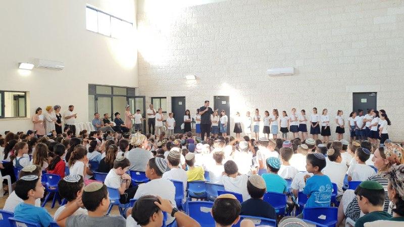 """ראש מועצת שומרון:""""נמשיך להשקיע במבני חינוך נוספים"""""""