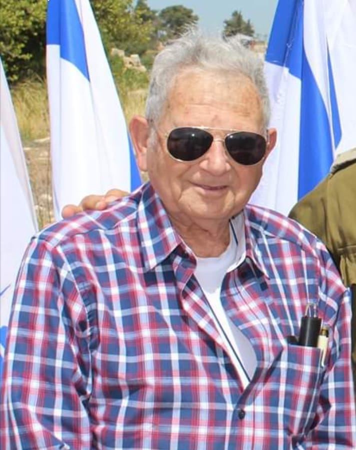 נפטר יהודה נוימן ממנהיגי השבויים בכלא הירדני