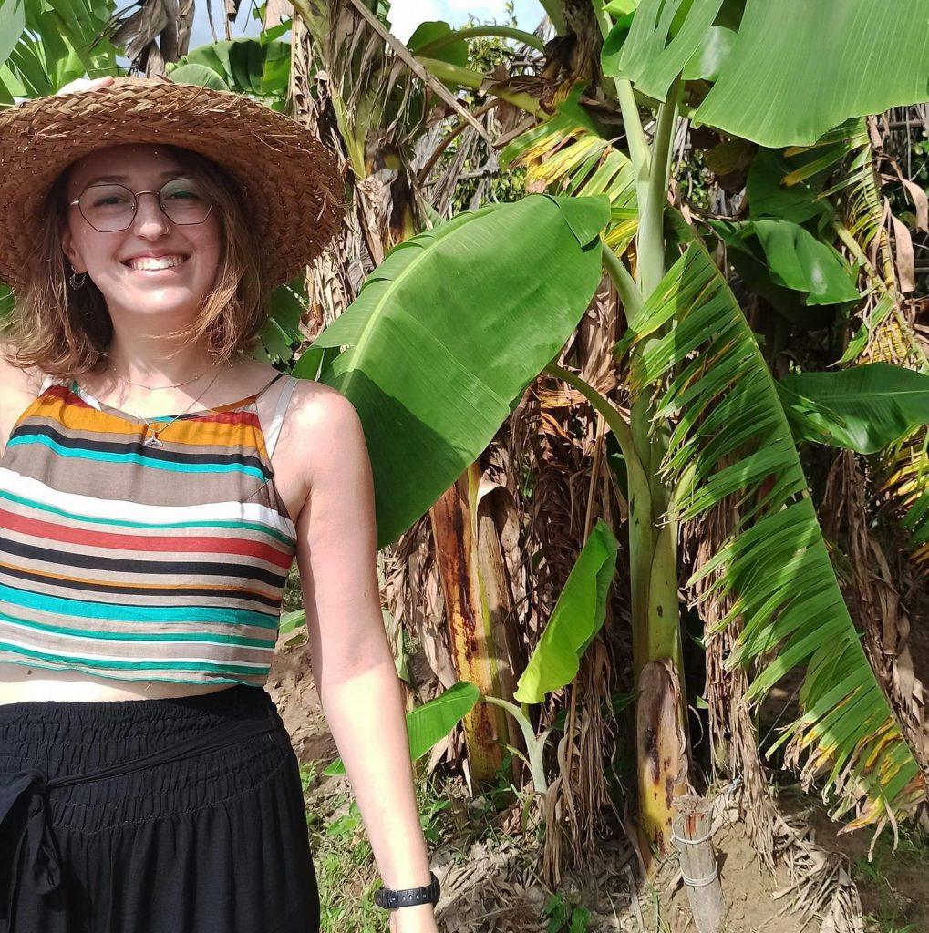הנרצחת אמש ברמת גן: מאיה ווישניאק, בת 22 מאורנית