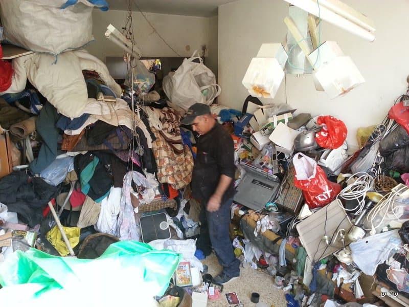 פינוי דירות ועבודות ניקיון באזור השרון
