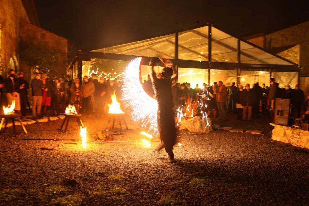 מאות השתתפו בפסטיבל סוף החורף של בנימין