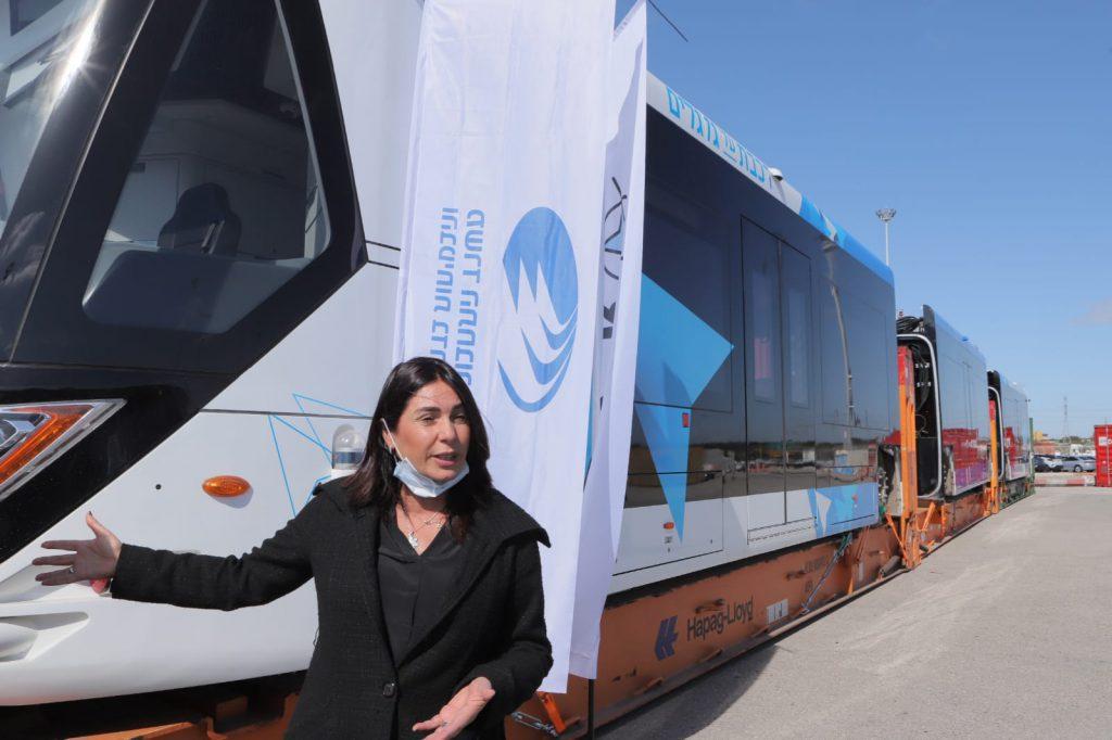 """הפיילוט הישראלי של """"רכבת על גלגלים"""" – יתקיים בשומרון"""