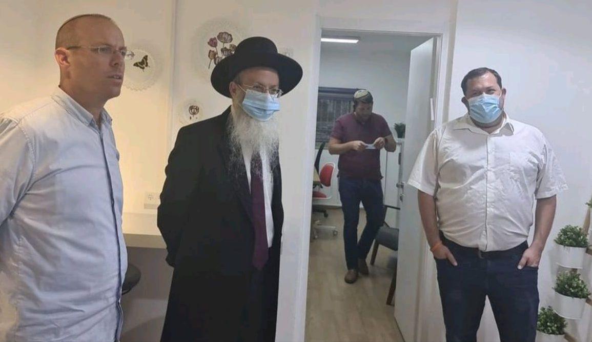 עובדים קרוב לבית: האב עסקים חדש נפתח בהר ברכה