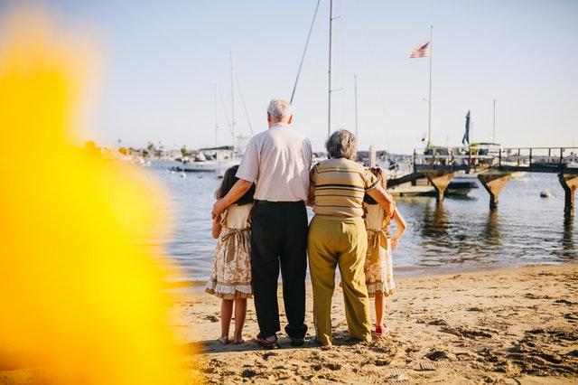 העברת המורשת המשפחתית מדור לדור