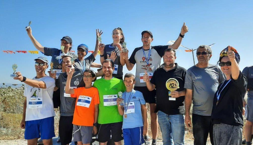 מעל 600 רצים במירוץ השומרון לזכר גלעד זר