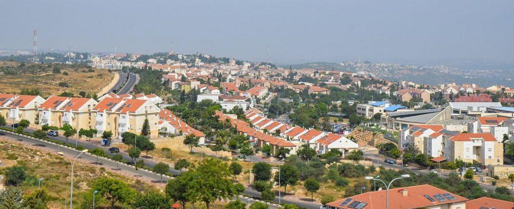 1,000 יחידות דיור ייבנו בפרויקט באריאל