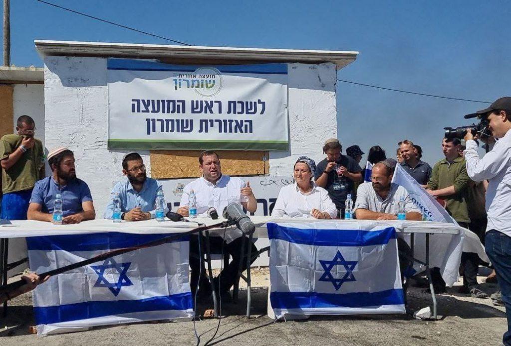 """יוסי דגן על הפשרה באביתר: """"החלטנו שלמען אחדות עם ישראל נלך על המתווה הזה"""""""