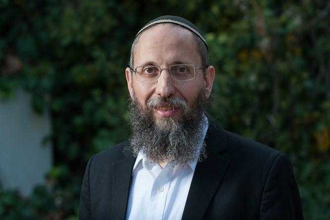 הרב יוסף צבי רימון נבחר לרב המועצה האזורית גוש עציון