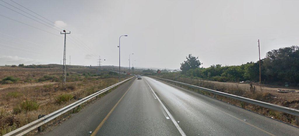 """כביש 55 – אלפי מנשה – כפ""""ס: אושר שלב ב' של הכפלת הכביש"""
