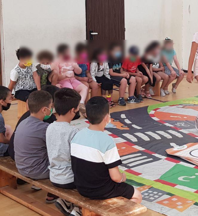 לוקחים אחריות: באריאל שמים את הבטיחות בדרכים בראש