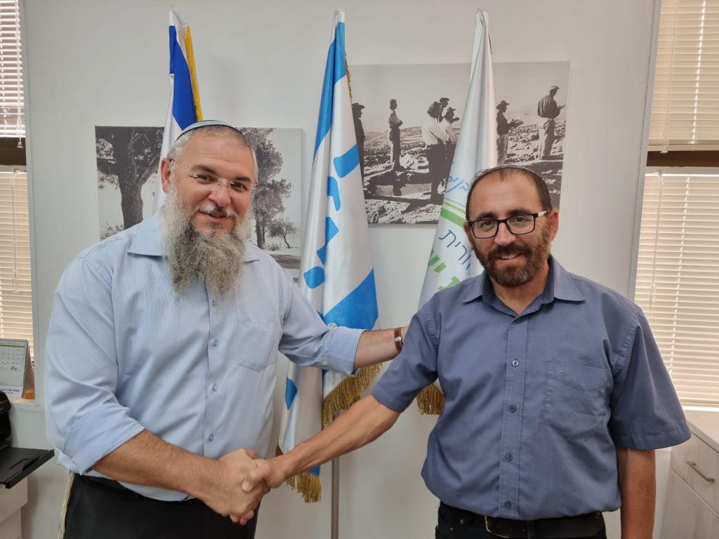 הרב רפי אוסטרוף נבחר לקדנציה נוספת בראשות המועצה הדתית גוש עציון