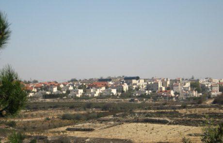 """מחלקת המדינה: יו""""ש הן """"טריטוריות ישראליות"""""""