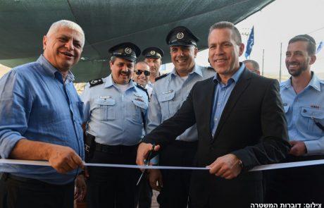 משטרת מעלה אדומים:נקודת שיטור עירוני חדשה נפתחה בעיר