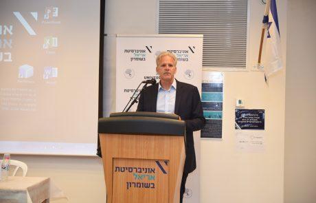 """""""ישראל זקוקה לכיפת ברזל מדינית ומשפטית"""""""