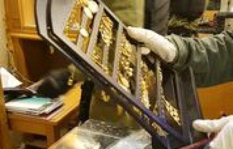 """יו""""ש: מעצר חשודים בסחר בזהב בשווי של למעלה מחצי מיליארד ש""""ח"""