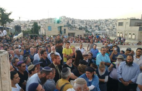 """מאות בהלווייתה של הלל אריאל:""""לא ניתן לטרור לנצח"""""""