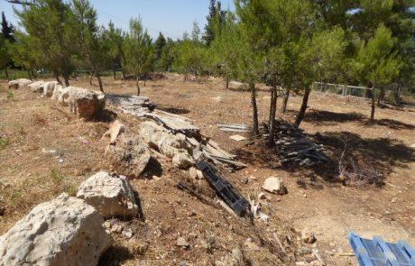 הר אדר: המועצה המקומית פלשה לאדמות המדינה ונאלצה לפנותן עקב פעולות אכיפה של רשות מקרקעי ישראל
