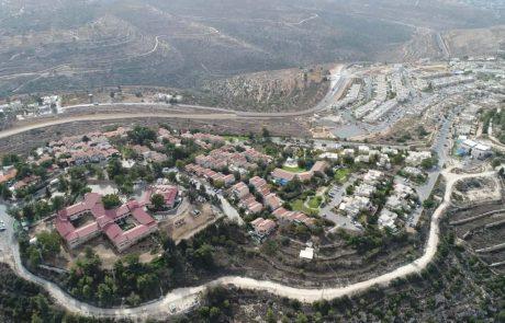 חגיגה בגוש עציון: כ-1,100 יחידות דיור אושרו במסגרת תכניות לבנייה בפני קדם, כפר אלדד, מיצד והר גילה
