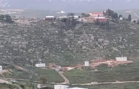 """לפנות בוקר: כוחות צה""""ל והמשטרה הרסו בתי משפחות ביצהר"""
