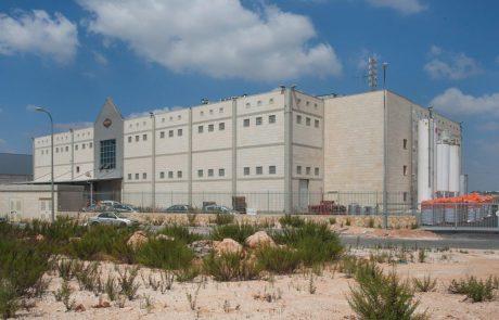 """מחזקים את התעשייה בשומרון: מפעל  חדש ל""""טחינה אחוה"""""""