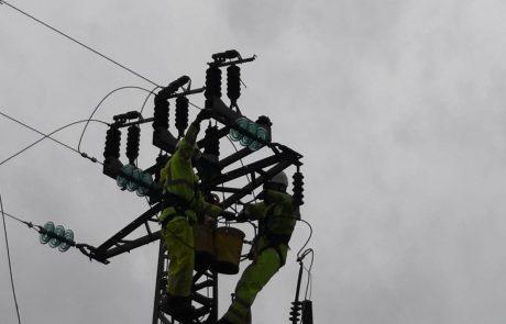 חברת החשמל משפרת תשתיות במועצה האזורית הר חברון
