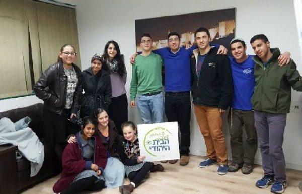 נוער הבית היהודי דורש לשפר את התחבורה הציבורית ביהודה ושומרון