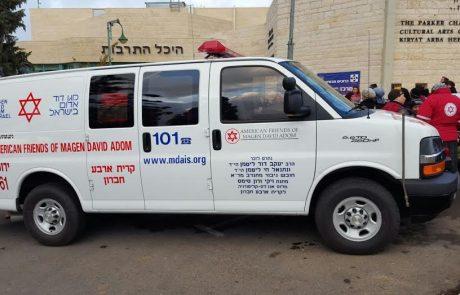 """ראש מועצת בקעת הירדן לסהר האדום: """"תדאגו לנו, כי ליצמן הפקיר אותנו"""""""