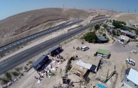 פורום עוטף י-ם לשדולת א״י: ״מקרה חאן אל אחמר- קו פרשת המים של הריבונות הישראלית״