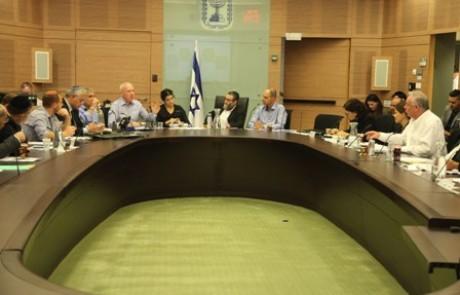 """בשורה להתיישבות: עשרות מיליונים לביטחון ביו""""ש אושרו רגע לפני פיזור הכנסת"""