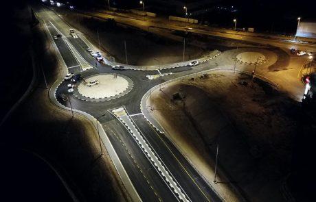 חיזוק בטחוני לתושבי השומרון: כביש עוקף נבי אליאס נפתח לתנועה