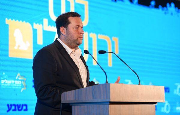 הזוכה בפרס ירושלים להתיישבות: ראש מועצת שומרון יוסי דגן