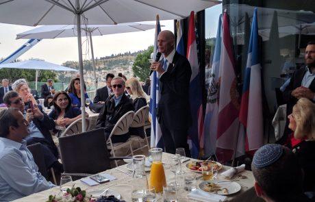 בכירים אמריקאיים מצדיעים ליהודה, שומרון ובקעת הירדן