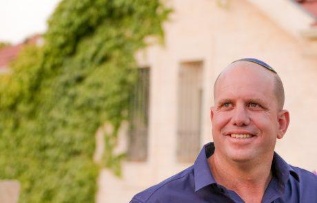 ירון רוזנטל יתמודד על תפקיד ראש המועצה האזורית גוש עציון