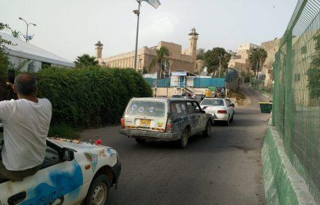לאחר שלושה ימים – הסתיים מסע הגרוטראלי ביהודה, שומרון ובקעת הירדן
